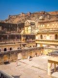 Amer Fort in Jaipur Stock Images