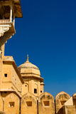 The Amer Fort of Jaipur, India Stock Photos