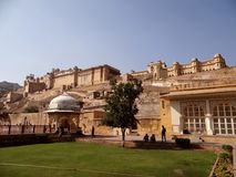 Amer Fort, Jaipur, India Royalty Free Stock Images