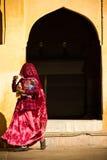 Amer fort, Jaipur, India Stock Photo