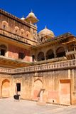 Amer Fort, Jaipur Municipal Corporation Photos stock