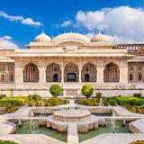 Amer Fort near Jaipur Stock Photos