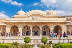 Amer Fort près de Jaipur Photographie stock