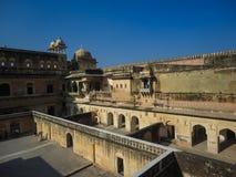 Amer Fort près de Jaipur, Rajahstan Photo stock