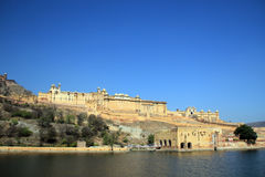 Amer Fort Royalty Free Stock Image