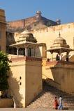 Amer, Inde - novembre 2011 Image libre de droits