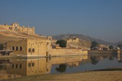 Amer, Inde - novembre 2011 Image stock