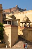 Amer, India - novembro 2011 Imagem de Stock Royalty Free