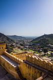 Amer Palace near Jaipur, Rajasthan Royalty Free Stock Image
