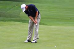 Amercan golfer Ryan Palmer Stock Photography