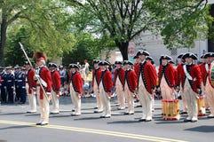 Americaâs 2008-Unabhängigkeitstag-Parade. Lizenzfreie Stockfotografie