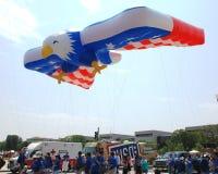 Americaâs défilé de 2008 Jours de la Déclaration d'Indépendance. Photos stock