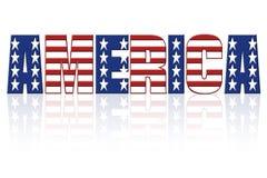 America Royalty Free Stock Photos