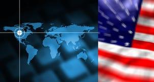 America Royalty Free Stock Image