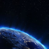 America atmosphere Stock Image