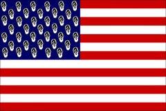 America bugged European Union Royalty Free Stock Photography