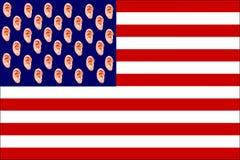 America bugged European Union Royalty Free Stock Photos