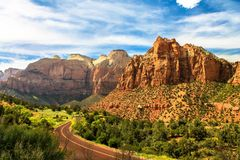 America, Canyon, Cliff Royalty Free Stock Image