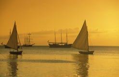 AMERICA CARIBBIAN SEA DOMINICAN REPUBLIC Royalty Free Stock Images