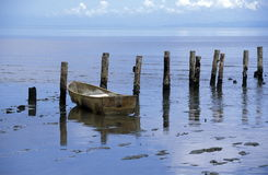 AMERICA CARIBBIAN SEA DOMINICAN REPUBLIC Stock Photo
