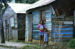 AMERICA CARIBBIAN SEA DOMINICAN REPUBLIC Royalty Free Stock Image