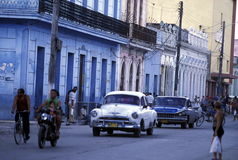 AMERICA CUBA CARDENAS Royalty Free Stock Photo