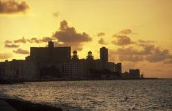 AMERICA CUBA HAVANA Royalty Free Stock Image