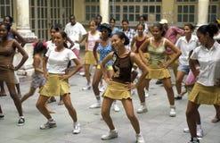 AMERICA CUBA SANTIAGO DE CUBA Stock Images