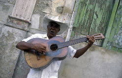 AMERICA CUBA SANTIAGO DE CUBA Royalty Free Stock Images