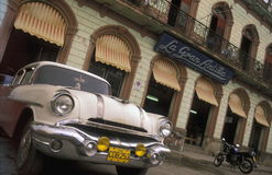 AMERICA CUBA Royalty Free Stock Photos