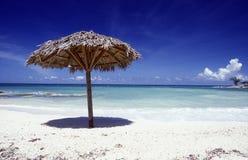 AMERICA CUBA VARADERO BEACH Royalty Free Stock Images