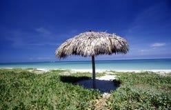 AMERICA CUBA VARADERO BEACH Stock Image