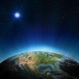 America do Norte Fotografia de Stock