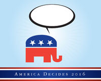 America 2016 elections Stock Images