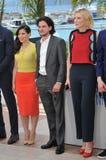 America Ferrera et Kit Harington et Cate Blanchett Photo libre de droits