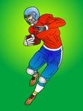 America football player Royalty Free Stock Image