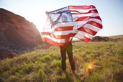 America the Great! Royalty Free Stock Image