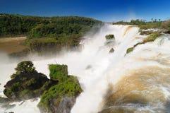 America - Iguassu Falls Stock Image