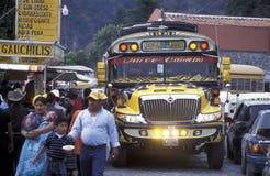 AMERICA LATINA GUATEMALA ANTIGUA fotografia stock