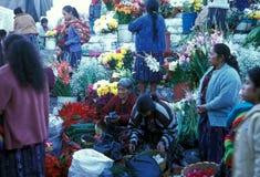 AMERICA LATINA GUATEMALA CHICHI Fotografie Stock Libere da Diritti