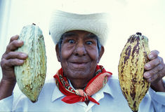 AMERICA LATINA GUATEMALA ESQUIPULAS Fotografie Stock Libere da Diritti