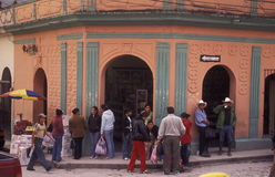 AMERICA LATINA HONDURAS COPAN Immagini Stock