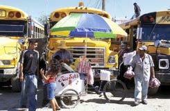 AMERICA LATINA HONDURAS TELA Immagini Stock Libere da Diritti