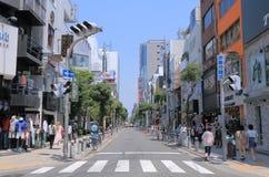 America mura Osaka Japan Stock Photos