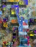 America NYC Stock Photo