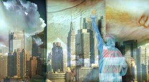 America NYC Royalty Free Stock Image