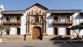 america południe Bolivia Sucre Zdjęcia Stock