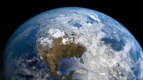 america przestrzeń Zdjęcie Stock