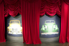 America's Car Museum Royalty Free Stock Images