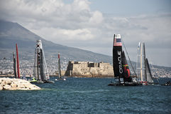 America's cup royalty free stock image